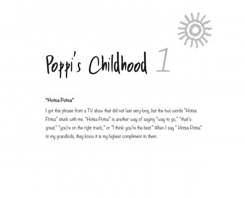 Chapter 1 Poppi's Childhood